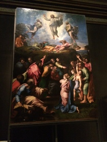 Raffaello, Trasfigurazione