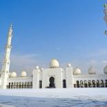 Abu Dhabi, Grande Moschea dello Sceicco Zayed